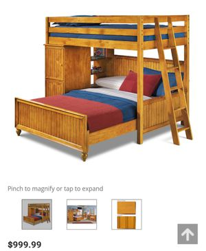 Bunk Bed Full Size for Sale in Columbus, OH