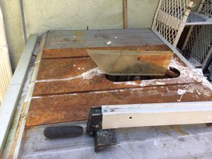 Craftsman table saw for Sale in Port Charlotte, FL