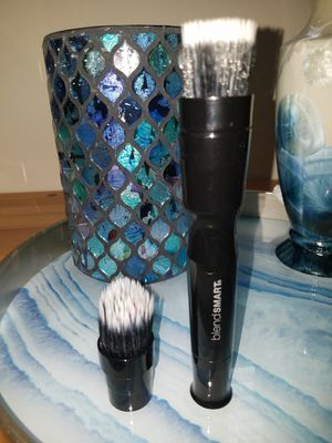 blendSMART Makeup Brush With 2 Spin Heads for Sale in Fresno, CA