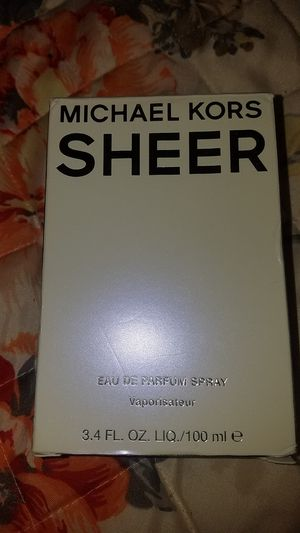 Mk sheer 100ml 3.4oz for Sale in San Jose, CA