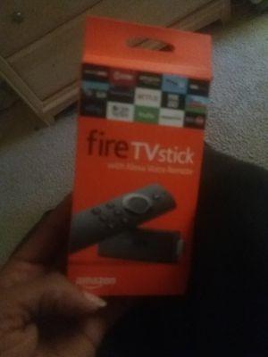Amazon FIRE TV Stick unlocked for sale 80 for Sale in Nashville, TN