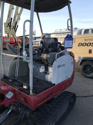 2014 mini excavator on sale! Today only for Sale in Long Beach, CA