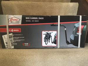 BIKE RACK- NEW for Sale in Palatine, IL