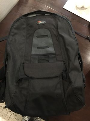 Lowepro camera backpack for Sale in Austin, TX