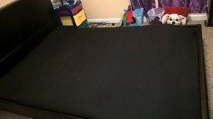 black futon mattress with bunk bed for Sale in Covington, GA