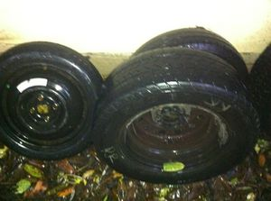 Trailer tires different ones for Sale in Portland, OR