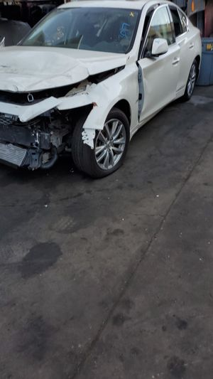 Infiniti Q50 for parts partes for Sale in Wilmington, CA