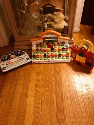 Assortment of toddler toys, please View pics and read description for details for Sale in PA, US