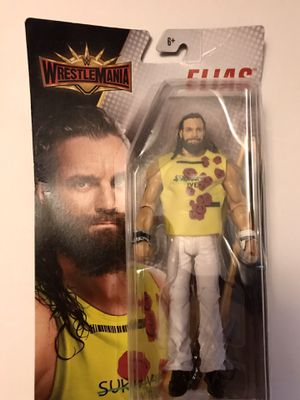Set of 5 wwe action figures for Sale in Gahanna, OH