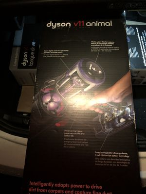 Dyson v11 animal vacuum for Sale in Boston, MA