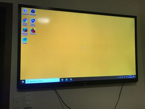Sharp tv (great condition ) for Sale in Bothell, WA