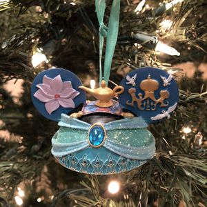 Disney Earhat Ornament JASMINE for Sale in Conway, AR