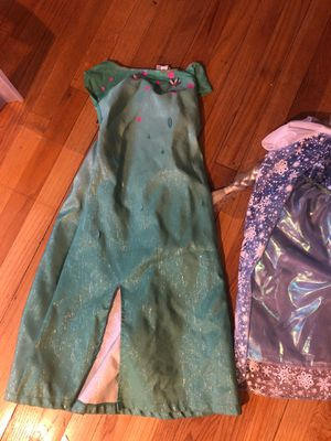 Ana and Elsa dress for Sale in Parma, OH