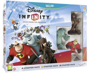 Disney Infinity Game and Starter Pack for Wii for Sale in Lansdowne, VA