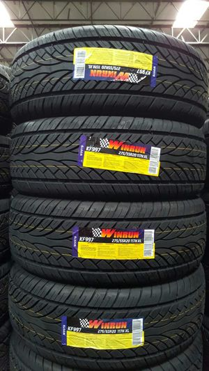 4 BRAND NEW TIRES 275/55/20 $499 @QUICKLUBEPLUS for Sale in Tampa, FL