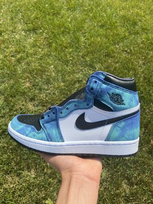 "Nike Air Jordan 1 High ""Tie-Dye"" for Sale in Naperville, IL"
