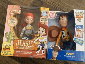 Toy Story Signature Collection Jessie The Yodeling Cowgirl for Sale in Los Angeles, CA