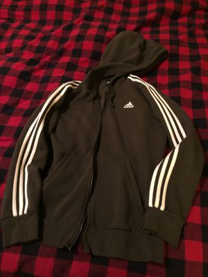 Adidas zip up hoodie for Sale in Vancouver, WA