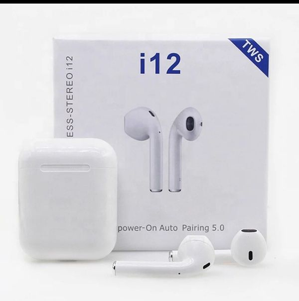 Wireless Headpiece Headphone Earbuds