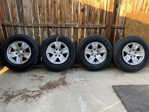 2017 Chevy rims for Sale in Bakersfield, CA