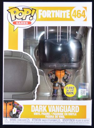 Fortnite Dark Vanguard GITD Funko Pop for Sale in San Diego, CA