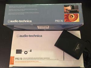 Audio-technica microphones for Sale in Los Angeles, CA