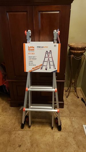 MEGALITE LADDER NEW 17FEET /// for Sale in Vancouver, WA