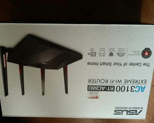 Asus router for Sale in Gilroy, CA