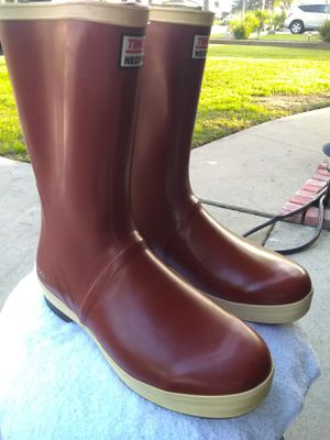 Rain boots work boots for Sale in Covina, CA