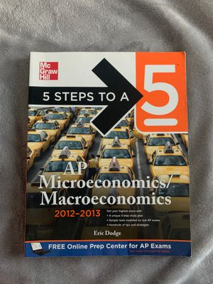 5 Steps to a 5 - AP Micro/Macroeconomics for Sale in Fort Lauderdale, FL