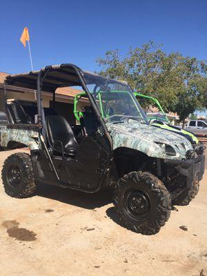 Yamaha rhino 4x4 UTV ATV quad dirt bikes rzr Polaris teryx for Sale in Phoenix, AZ