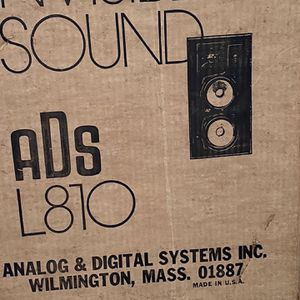 ADS Speakers for Sale in Williamsburg, VA