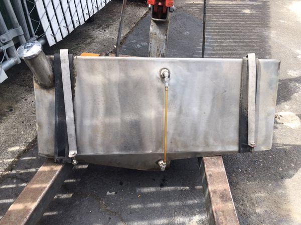 Sandrail fuel tank