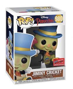 NYCC 2020 Funko Pop Disney Pinocchio Jiminy Cricket Official CON STICKER for Sale in Nashville, TN