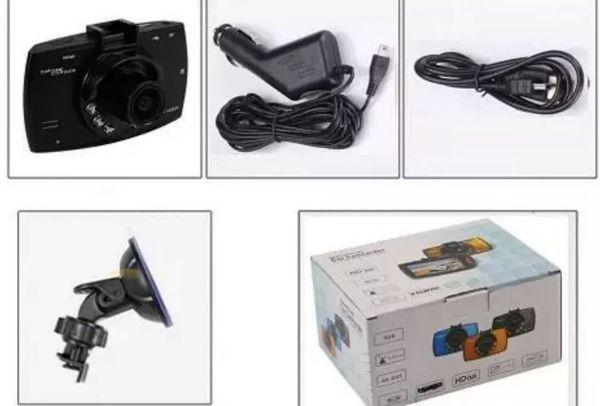 Car DVR Camera Video Recorder