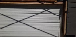 """8'8""""×8' commercial garage door and opener for Sale in Hayward, CA"""
