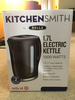 Electric kettle/water boiler for Sale in Chantilly, VA