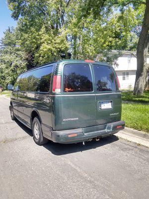Chevy express conversation van for Sale in Auburn Hills, MI