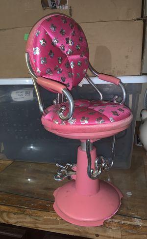 Doll salon chair for Sale in Sugar Land, TX