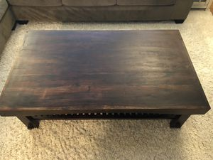 Coffee Table for Sale in Lynnwood, WA