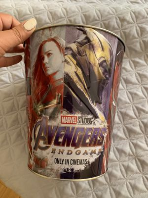 Avengers Collectible Tin Can for Sale in Rosemead, CA