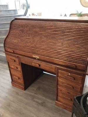 Antique Roll Top Desk for Sale in Laguna Niguel, CA