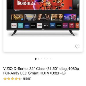 Vizio 32 inch smart TV for Sale in Yorba Linda, CA