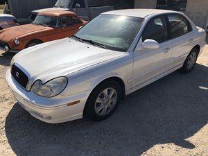 1998 - 2004 Hyundai Sonata (Parting Out) for Sale in Dallas, TX