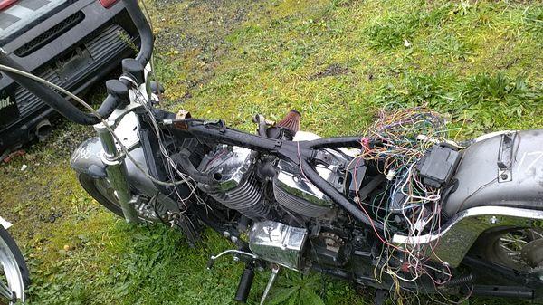 Parting out 2004 Kawasaki VN800-B
