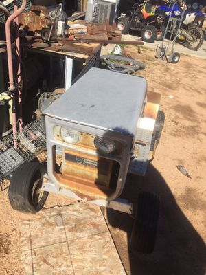 Craftsmen tractor needs a seat and some tlc selling as is for Sale in Hesperia, CA