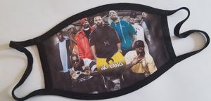 WU-TANG THEMED CUSTOM FACE MASK for Sale in Pompano Beach, FL