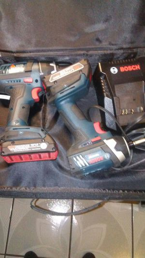 Drill 18v Bosch for Sale in Oklahoma City, OK