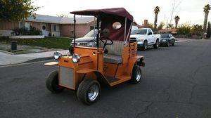 Golf cart model t woody for Sale in Perris, CA