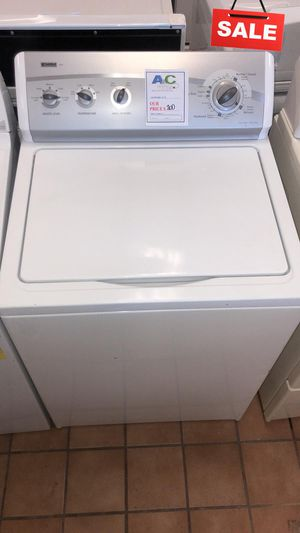 BIG BARGAINS!! 110v Kenmore Washer CONTACT TODAY! #1512 for Sale in Baltimore, MD